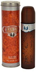 Cuba Blue toaletní voda pro muže 100 ml