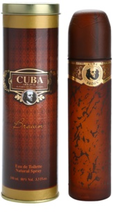 Cuba Brown eau de toilette per uomo 100 ml