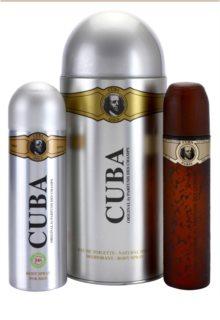 Cuba Gold set cadou VII.