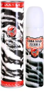 Cuba Jungle Zebra parfémovaná voda pro ženy 100 ml