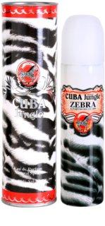 Cuba Jungle Zebra парфумована вода для жінок 100 мл
