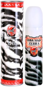 Cuba Jungle Zebra parfumska voda za ženske 100 ml