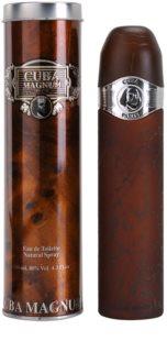 Cuba Magnum Black Eau de Toilette voor Mannen 130 ml