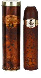 Cuba Magnum Gold Eau de Toilette para homens 130 ml