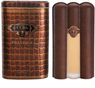 Cuba Prestige Eau de Toilette para homens 90 ml