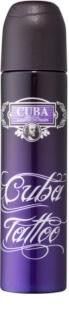 Cuba Tattoo Eau de Parfum für Damen 100 ml
