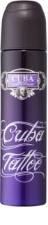 Cuba Tattoo Eau de Parfum for Women 100 ml