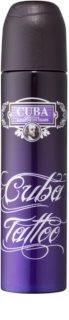 Cuba Tattoo woda perfumowana dla kobiet 100 ml
