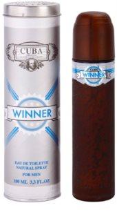 Cuba Winner Eau de Toilette para homens 100 ml