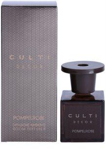 Culti Decor aroma difuzor s polnilom 100 ml manjša embalaža (Pompelrose)