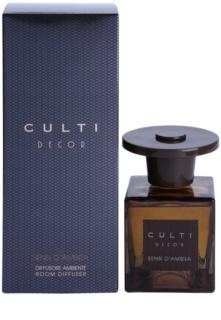 Culti Decor Sensi d'Ambra aroma difuzer s punjenjem 250 ml