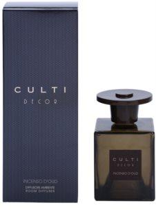 Culti Decor Incenso D'Oud aroma difusor com recarga 500 ml