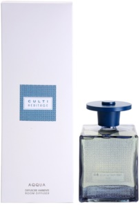 Culti Heritage Blue Arabesque aroma diffúzor töltelékkel 1000 ml  (Aqqua)