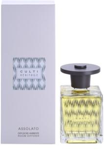 Culti Heritage Assolato Aroma Diffuser mit Nachfüllung 500 ml II. (Clear Wave)