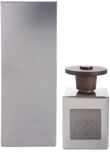 Culti Decor Metallics Aroma Diffuser With Refill 500 ml  (Manganese Thé)