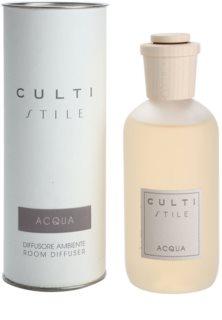 Culti Stile Acqua diffuseur d'huiles essentielles avec recharge