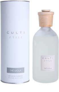 Culti Stile Thé Viola Aroma Diffuser With Refill 500 ml