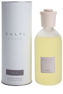 Culti Stile Aroma Diffuser mit Nachfüllung 500 ml Grosspackung (Infuso)