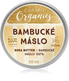 Curapil Organics bambucké máslo