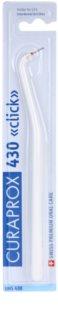 Curaprox Click UHS 430 professionelle Kunststoffhalterung für Interdentalbürsten