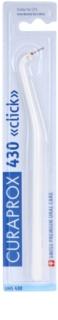 Curaprox Click UHS 430 Professional Plastic Holder of Interdental Toothbrushes