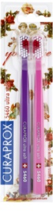 Curaprox 5460 Ultra Soft With Love четки за зъби 2 бр.