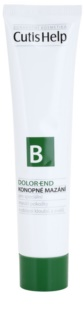 CutisHelp Health Care B - Dolor-End Hemp Lubricat For Muscles And Joints