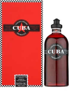 Czech & Speake Cuba Doucheolie  Unisex 100 ml
