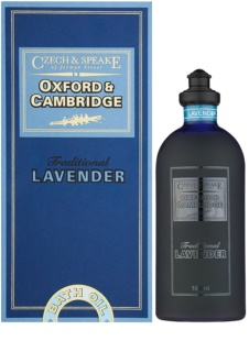 Czech & Speake Oxford & Cambridge huile de douche mixte