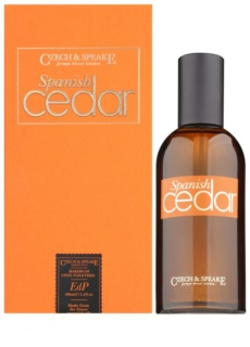 Czech & Speake Spanish Cedar eau de parfum unissexo 100 ml