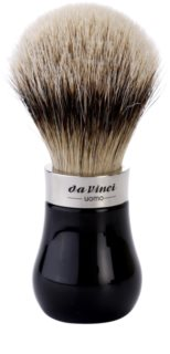 da Vinci Uomo brosse de rasage en poils de blaireau