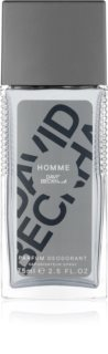 David Beckham Homme perfume deodorant for Men
