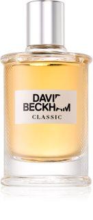 David Beckham Classic borotválkozás utáni balzsam férfiaknak 60 ml