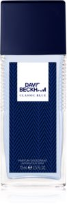 David Beckham Classic Blue perfume deodorant for Men