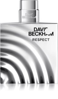 David Beckham Respect eau de toilette uraknak 90 ml