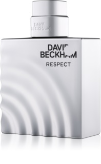 David Beckham Respect eau de toilette per uomo 90 ml