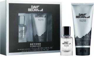 David Beckham Beyond Forever coffret cadeau I.