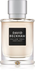 David Beckham Follow Your Instinct eau de toilette férfiaknak 75 ml