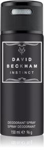 David Beckham Instinct deodorant spray para homens