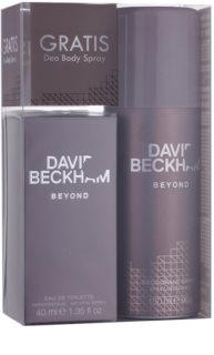 David Beckham Beyond set cadou I.