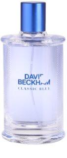 David Beckham Classic Blue eau de toilette férfiaknak 90 ml