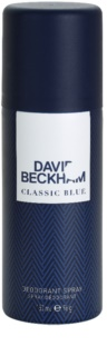 David Beckham Classic Blue deospray za muškarce 150 ml