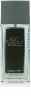 David Beckham The Essence desodorizante vaporizador para homens 75 ml