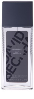 David Beckham Homme Perfume Deodorant for Men 75 ml