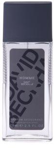 David Beckham Homme dezodorant z atomizerem dla mężczyzn 75 ml