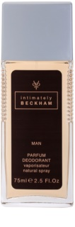 David Beckham Intimately Men Deodorant spray pentru barbati 75 ml