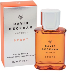 David Beckham Instinct Sport Eau de Toilette for Men 30 ml
