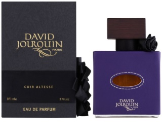 David Jourquin Cuir Altesse eau de parfum para mujer 100 ml
