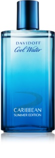 Davidoff Cool Water Caribbean Summer Edition eau de toilette per uomo 125 ml