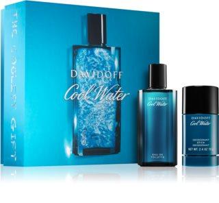 Davidoff Cool Water lote de regalo XIII. para hombre